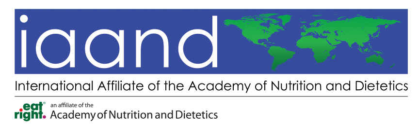 International Affiliate of the Academy of Nutrition and Dietetics
